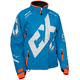 Women's Process Blue/White/Orange Vapor Jacket