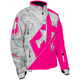 Women's Alpha Gray/Pink Glo Vapor Jacket