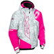 Youth Alpha Gray/Pink Glo Stance Jacket