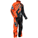 Alpha Black/Orange R18 Race Pants