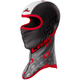 Black/Red Team Sublimated Balaclava - 77-120B