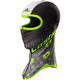 Black/Hi-Vis Team Sublimated Balaclava - 77-120D
