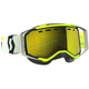 Black/Yellow Prospect Snow Goggles w/Amp Yellow Chrome Lens - 262581-1040325