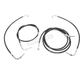 Complete Black Vinyl Cable Kit For Use w/12