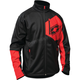 Black/Red Fusion G2 Mid-Layer Jacket