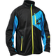 Black/Blue Fusion G2 Mid-Layer Jacket