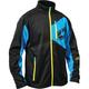 Black/Blue Fusion G2 Mid-Layer Jacket