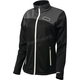 Women's Black/White Fusion G2 Mid-Layer Jacket