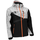 Alpha Gray/Black/Orange Barrier G2 Tri-Lam Jacket
