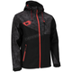 Alpha Black/Black/Red Barrier G2 Tri-Lam Jacket