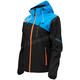 Women's Black/Blue/Orange Barrier G2 Tri-Lam Jacket