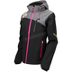 Women's Black/Magenta Barrier G2 Tri-Lam Jacket