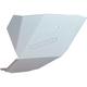 White Aluminum Skid Plate - 182-112-WHITE
