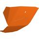 Orange Aluminum Skid Plate - 182-112-ORANGE