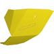 Flo Yellow Aluminum Skid Plate - 182-112-FLOYEL
