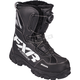 Black X-Cross BOA Boots