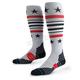 Gray Bravemen MX Socks