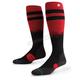 Red/Black Dissolve Moto MX Socks