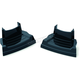 Gloss Black Precision Spark Plug Covers - 6444