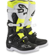 Black/White/Yellow Tech 5 Boots