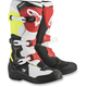Black/White/Fluo.Yellow/Red Tech 3 Boots