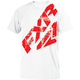 White/Red Broadcast T-Shirt