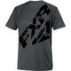 Lt.Gray Heather/Black Broadcast T-Shirt