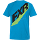 Blue/Hi-Vis CX T-Shirt