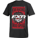 Black/Red Mad Speed T-Shirt