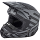 Matte Black/Gray Enterlace Elite Cold Weather Helmet