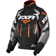 Black/Charcoal/Gray/Orange Adrenaline Jacket
