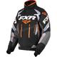 Black/Charcoal/Gray/Orange Adrenaline Jacket