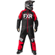 Black/Red Clutch Monosuit