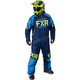 Navy/Blue/Hi-Vis Clutch Monosuit
