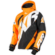 Orange/Black/white CX Jacket