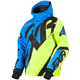 Blue/Hi-Vis/Black CX Jacket
