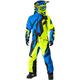 Blue/Hi-Vis/Black CX Lite Monosuit