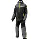 Black/Charcoal/Hi-Vis Elevation Dry-Link 2 pc. Lite Monosuit