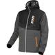 Charcoal/Black Evolution Jacket