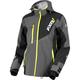 Charcoal/Black/Hi-Vis Mission Lite Tri-Lam Jacket