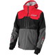 Charcoal/Red R1 Pro Tri-Laminate Jacket