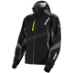 Black/Charcoal/Hi-Vis Renegade Tri-Laminate Softshell Jacket