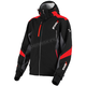 Black/Red Renegade Tri-Laminate Softshell Jacket