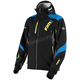 Black/Blue/Hi-Vis Renegade Tri-Laminate Softshell Jacket