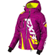 Women's Wineberry Digi/Hi-Vis Boost Jacket