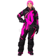 Women's Black/Electric Pink CX Lite Monosuit