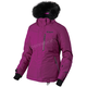 Women's Wineberry/Black Pursuit Jacket