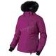 Women's Wineberry/Black Pursuit Jacket