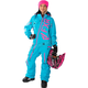Women's Aqua/Electric Pink Ranger Instinct Lite Monosuit