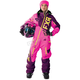 Women's Wineberry/Electric Pink/Hi-Vis Ranger Instinct Lite Monosuit